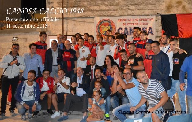 CANOSA CALCIO FESTA