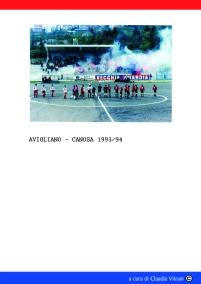 CANOSA - AVIGLIANO 1993/94