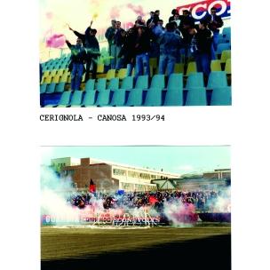 CANOSA- CERIGNOLA CANOSA - NOCERINA 1993/94