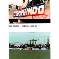 CANOSA - SAN SEVERO 1993/94 E CANOSA - POTENZA 1994/96