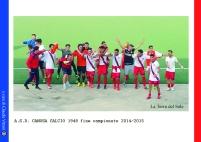 CANOSA. FINE CAMPIONATO DI PROMOZIONE 2014/2015
