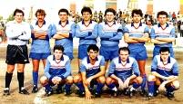 CANOSA. CAMPIONATO DI PROMOZIONE 1987