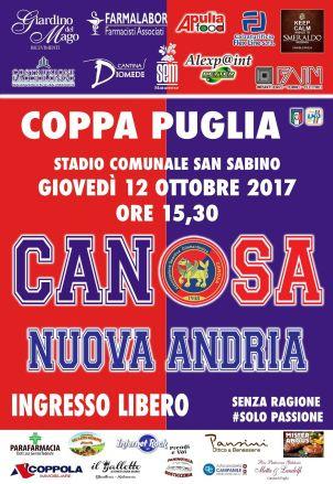 canosa nuova andria coppa